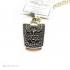 Серебряный ионизатор для воды Дракон с шунгитом
