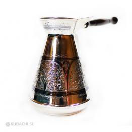 Серебряная турка Кубачи