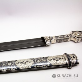 Кинжал Кубачи