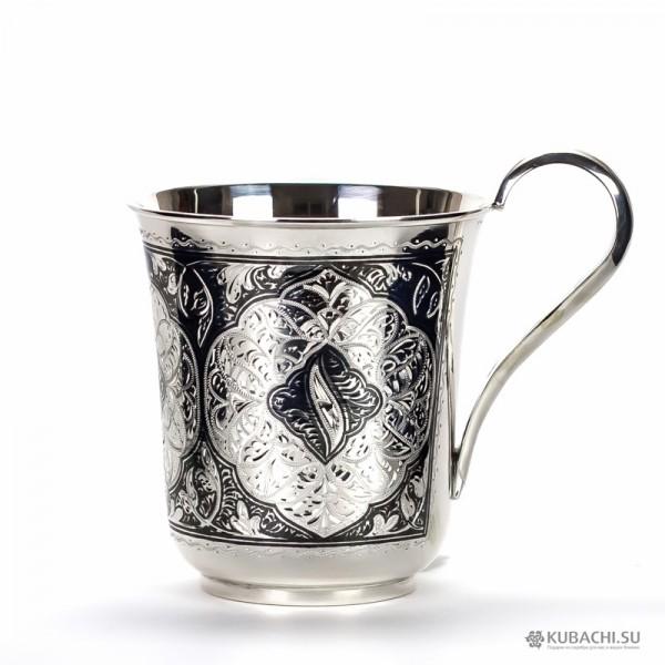 Серебряная Кружка Афродита