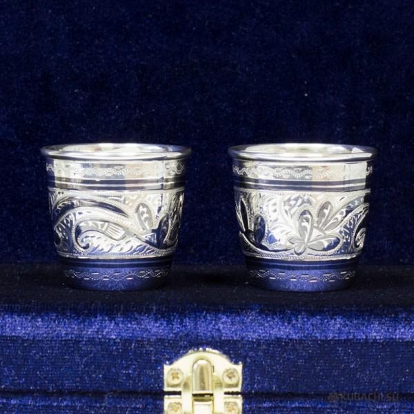 Серебряные стопки Иоко