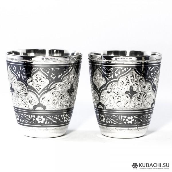 Серебряные стопки Верона