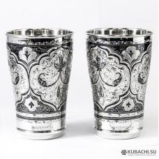 Набор стаканов Верене Кубачи