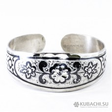 Женские браслеты из серебра Кубачи