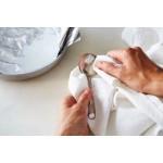 Как почистить столовое серебро?