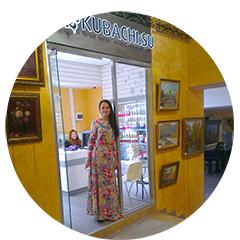 Магазин Кубачи